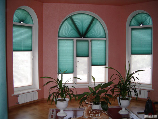 Duettes portfolio sun window coverings